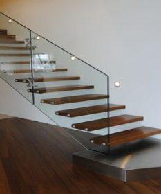 Cam Merdiven Korkuluklar